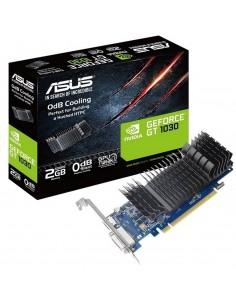 SVGA ASUS GT710-SL-2GD5 NVIDIA GT710 2GDDR5 64BIT PCIE2.0 DVI-D HDMI VGA HDCP 2560X1600 90YV0AL1-M0NA00 FINO 06 12