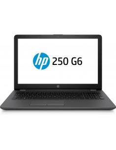 """NB HP 250 G6 1WY08EA 15.6""""HD BLACK I3-6006U 1X4DDR4 2133MHZ 500GB FREEDOS ODD CAM CARDR GLAN BT4.2 3USB HDMI VGA 1Y FINO 10 01"""