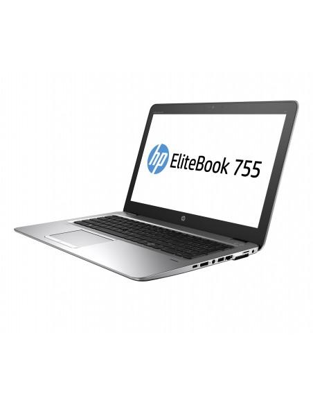 "NB HP ELITEBOOK 755 Z2W08EA 15.6""FHD AG A10-8730B 8GBDDR4 256SSD W10PRO NOODD CAM LAN 2USB 1USBCC VGA DP BT4.2 FP TPM 3Y"