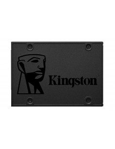 """SSD-SOLID STATE DISK 2.5"""" 120GB SATA3 KINGSTON SA400S37 120G READ 550MB S-WRITE 320MB S"""