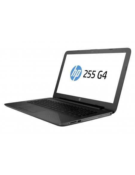 """NB HP 255 M9T13EA 15.6""""AG BLACK E1-6015 1X4DDR3 500GB FREEDOS ODD CAM CARDR GLAN WIFI BT4.0 3USB 1Y"""