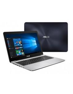 """NB ASUS X556UV-XO289T 15.6""""AG DARK BLUE I5-6198DU 1X4GBDDR4 512GBSSD W10 ODD VGA GT920MX-2GB WIFI CAM BT GLAN 3USB CARDR HDMI 1Y"""