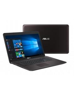 """NB ASUS X756UX-T4188R 17.3""""AG DARK BROWN I7-7500U 8GBDDR4 1TB W10PRO ODD VGA G950M-2GB WIFI CAM BT GLAN CARDR 4USB HDMI 1Y"""