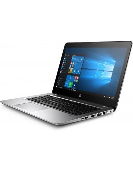 """NB HP 440 G4 Y7Z74EA 14""""FHD BLK SLV I7-7500U 2.7GHZ 1X8DDR4 256SSD W10PRO64 NOODD CAM SD GLAN WIFI BT4.2 3USB HDMI VGA 1Y"""