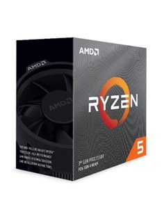 CPU AMD RYZEN 5 3600 4.2G 6CORE 36MB 100-100000031BOX AM4 65W BOX WRAITH STEALTH COOLER - GARANZIA 3 ANNI
