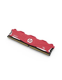 DDR4  8GB 2666MHZ 7EH61AAABB HP GAMING V6 CL18 ROSSO