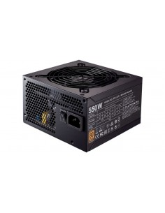 Alimentatore MWE Bronze 550W - 80Plus Bronze, Active PFC, 120mm fan