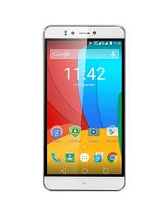 "SMARTPHONE PRESTIGIO MUZE D3 DUALSIM-DS PSP3530DUO WHITE 5.3"" IPS HD QC 1,3GHZ RAM1GB 8GB 5.0+13MPX AND.5.0"