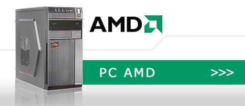 PC Assemblati AMD - Computer Desktop AMD